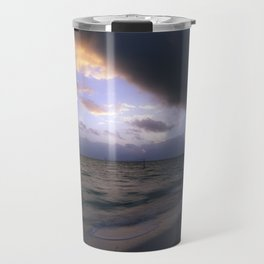 sunset in cuba Travel Mug