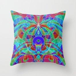 Ethnic Style G111 Throw Pillow