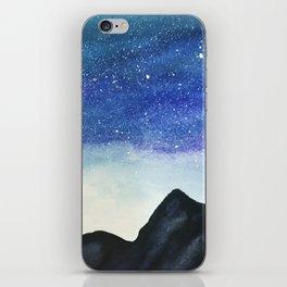 Celestial Mountains iPhone Skin