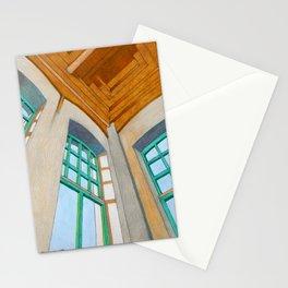 Abandoned room VI Stationery Cards