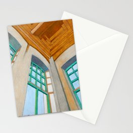Abandoned room VI Stationery Cards