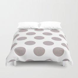 Big Dots 1 Duvet Cover