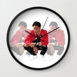 Travis Scott Wall Clock