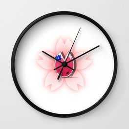 The Unusual Suspects Character 03 Wall Clock