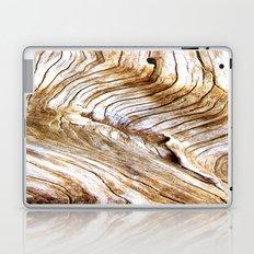 Organic design Tree Wood Grain Driftwood natures pattern Laptop & iPad Skin