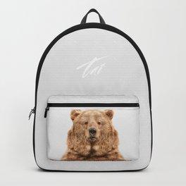 Bear European Backpack