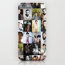 HarryStyle Mix 01 iPhone Case