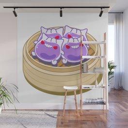 Dimsum Gengar Har Gao (Gengao) Wall Mural