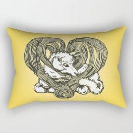 sheepish Rectangular Pillow