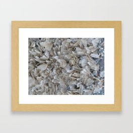 Fragile Remains Framed Art Print