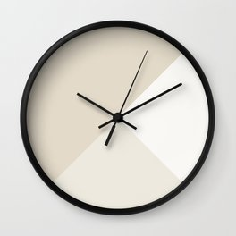 Bone Tones Wall Clock