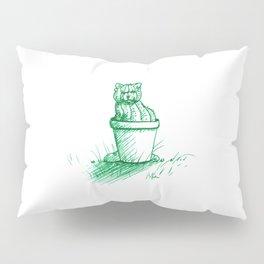 Catctus Pillow Sham