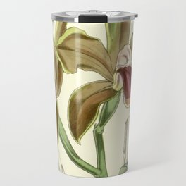 Cattleya bicolor  Travel Mug