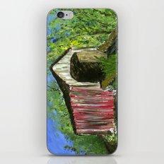 Erwinna Covered Bridge  iPhone & iPod Skin