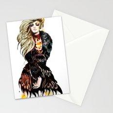 Fur Stationery Cards