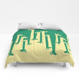 Such A Great Height Comforters