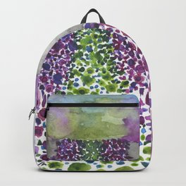 Paths of Color III Backpack