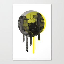Glastonbury Festival - Bloc 9! Canvas Print