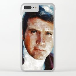 Lee Majors, Actor Clear iPhone Case