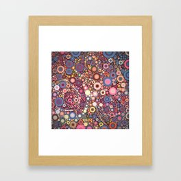 Sweets and Treats Framed Art Print