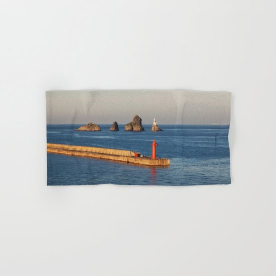 Busan Hand & Bath Towel