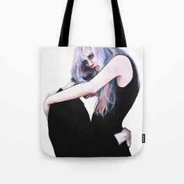 Waiting Place Tote Bag