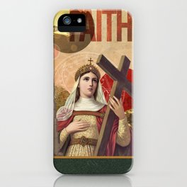 Collection Saints - Rise Of Mary iPhone Case