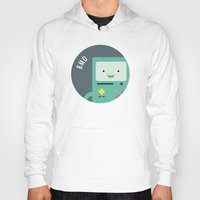 bmo Hoodies featuring BMO by gaps81