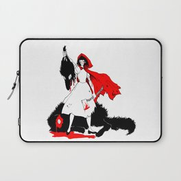 Little Red Riding Hood [2] Laptop Sleeve