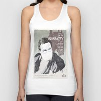 seinfeld Tank Tops featuring For Seinfeld Fans pt.3 by Alain Cheung