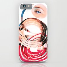Her Mind is Lovely Slim Case iPhone 6s