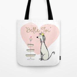 Belle Toi Tote Bag