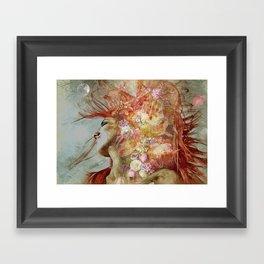 Florgastic Framed Art Print