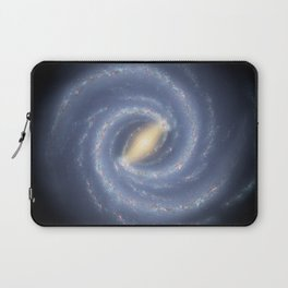 R Hurt - Artistic Representation of the Milky Way (2013) Laptop Sleeve