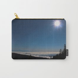 sunshine and cloud cover Carry-All Pouch