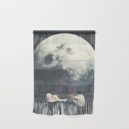 My Moon My Man My Love Wall Hanging