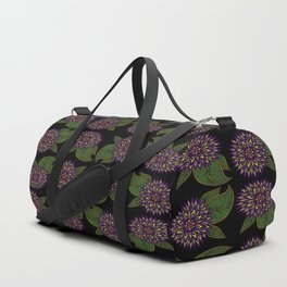 Fall Flora Duffle Bag