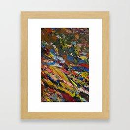 Duration #1 Framed Art Print