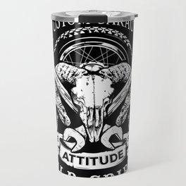 Custom Garage Travel Mug