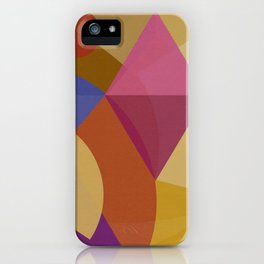 Mutt's Nuts THREE Square iPhone Case