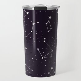 constellations pattern Travel Mug