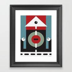 DISTRICT 9 ~ MASON DIXON LINE Framed Art Print