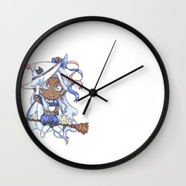 Bewitching Allura Wall Clock