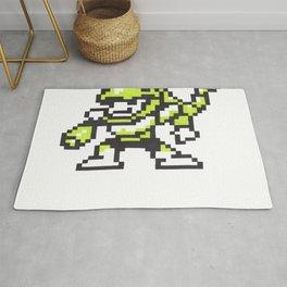 snake man Rug
