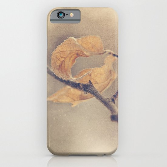 curled up iPhone & iPod Case