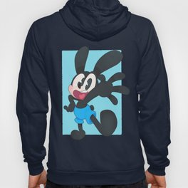 Oswald The Lucky Rabbit Hoody