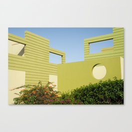 Bajamar Canvas Print