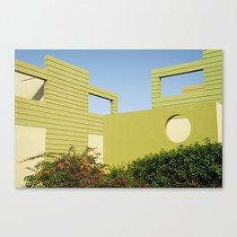 Bajamar Canvas Print
