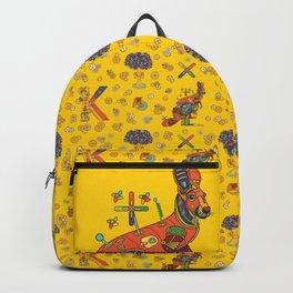 Kangaroo, cool wall art for kids and adults alike Backpack