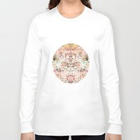 minerals Long Sleeve T-shirts featuring Mystic Minerals 2 by Caroline Sansone